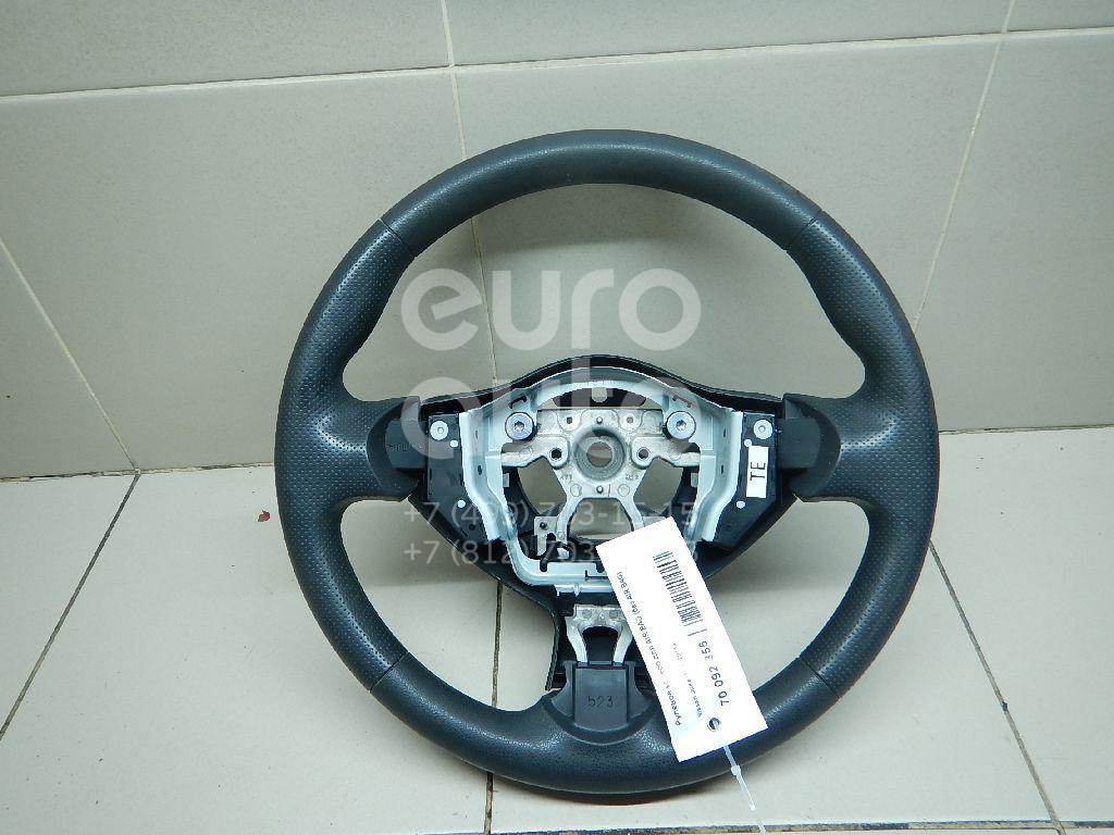 Купить Рулевое колесо для AIR BAG (без AIR BAG) Nissan Juke (F15) 2011-; (484301KA4A)