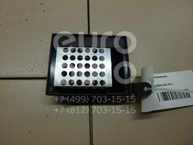 Купить Резистор отопителя Mercedes Benz Vito/Viano-(639) 2003-2014; (9ML351332-201)