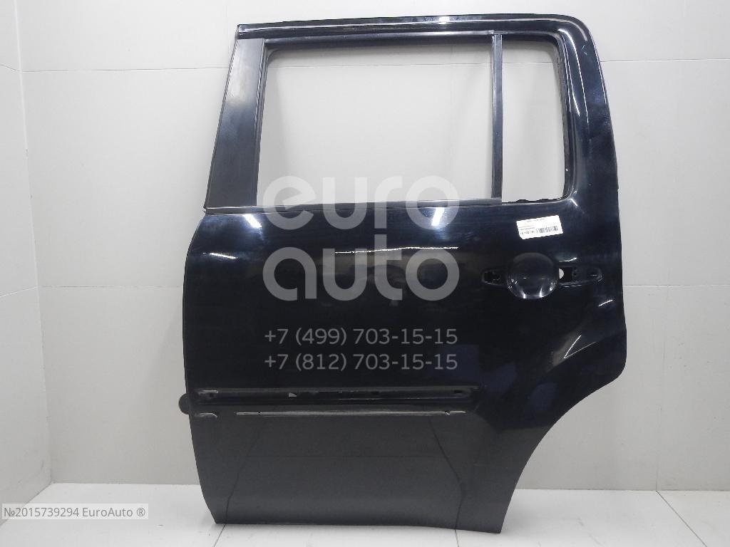 Купить Дверь задняя левая Honda Pilot 2008-2015; (67550SZAA00ZZ)