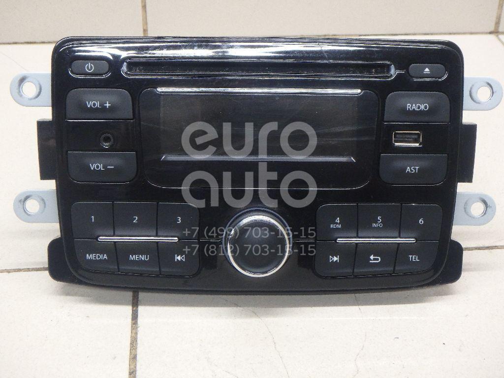 Купить Магнитола Renault Sandero 2014-; (281155715R)