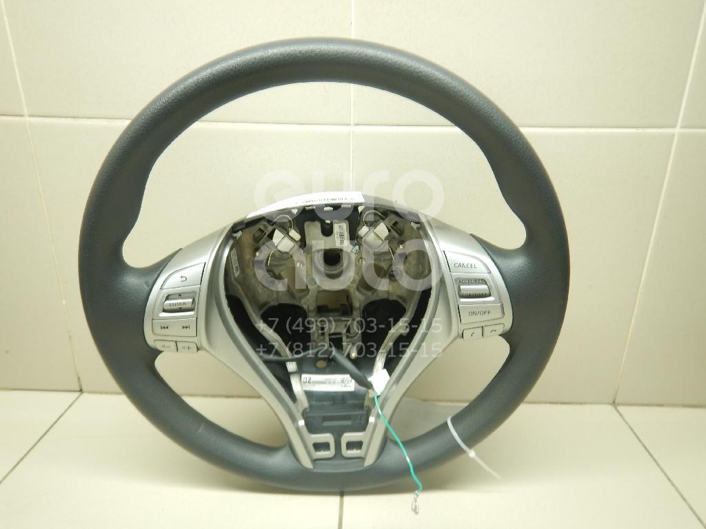 Купить Рулевое колесо для AIR BAG (без AIR BAG) Nissan X-Trail (T32) 2014-; (484304CM0A)