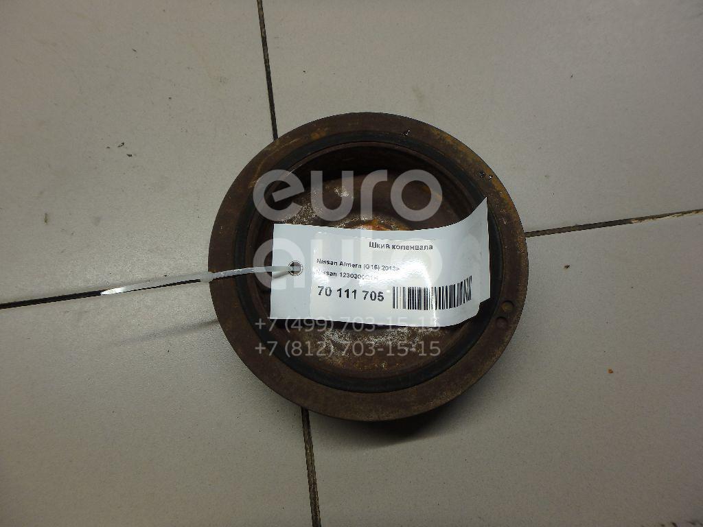 Купить Шкив коленвала Nissan Almera (G15) 2013-; (1230300Q1H)