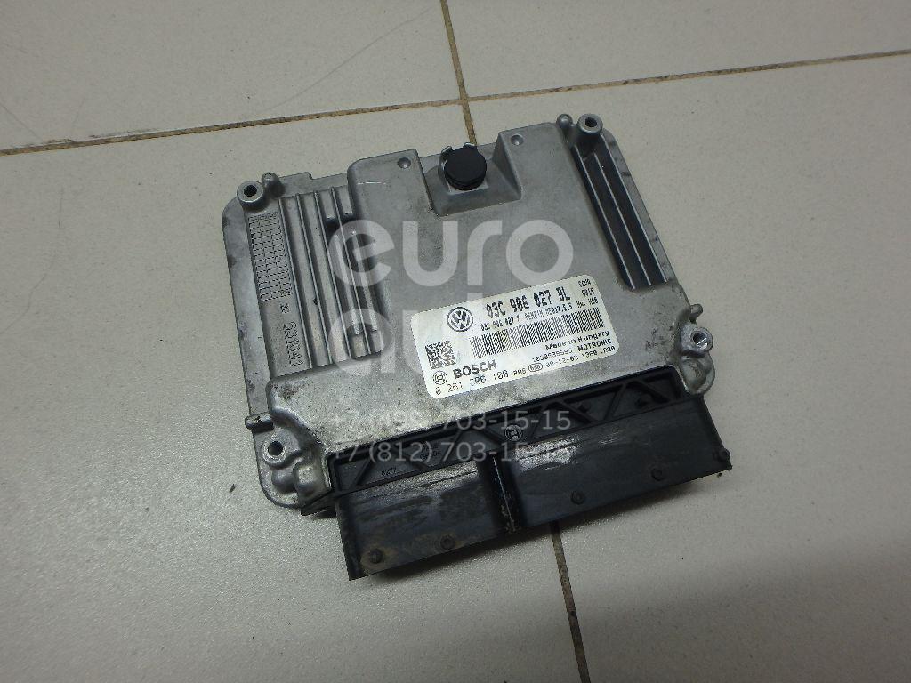 Купить Блок управления двигателем VW Tiguan 2007-2011; (03C906027BL)