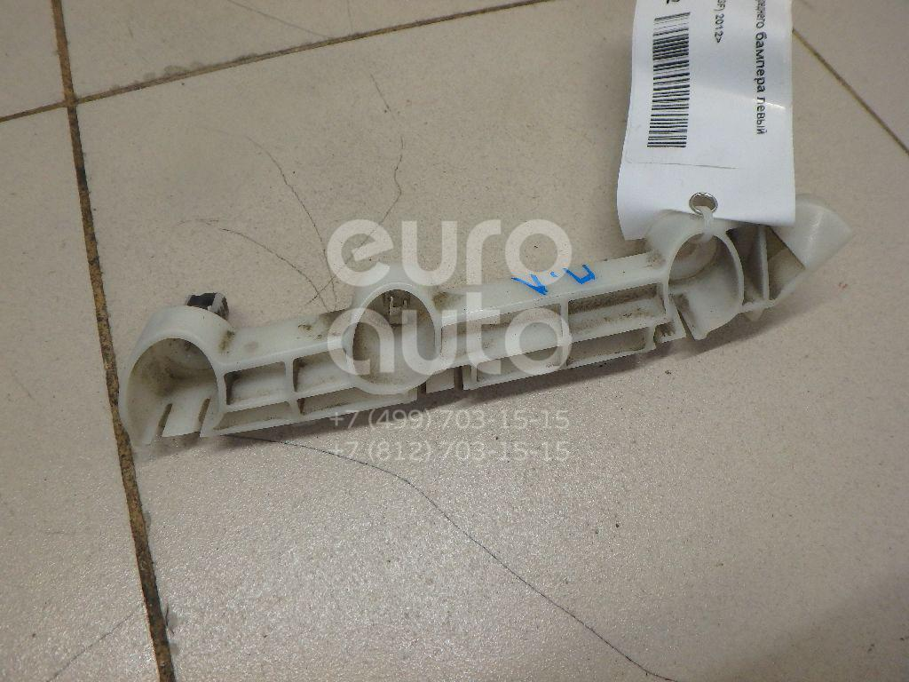 Купить Кронштейн переднего бампера левый Mitsubishi Outlander (GF) 2012-; (6400F879)