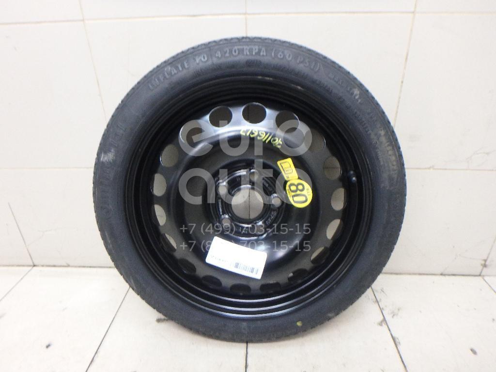 Купить Диск запасного колеса (докатка) Opel Astra J 2010-; (13259231)