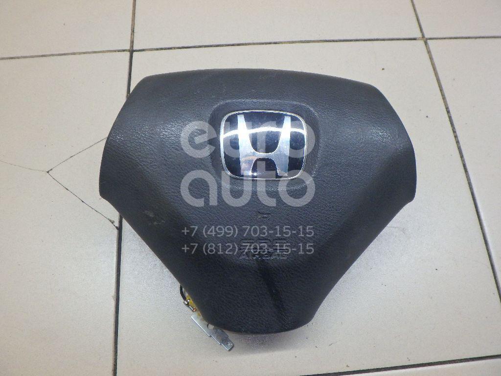 Купить Подушка безопасности в рулевое колесо Honda Accord VII 2003-2008; (06770SEAG81ZA)