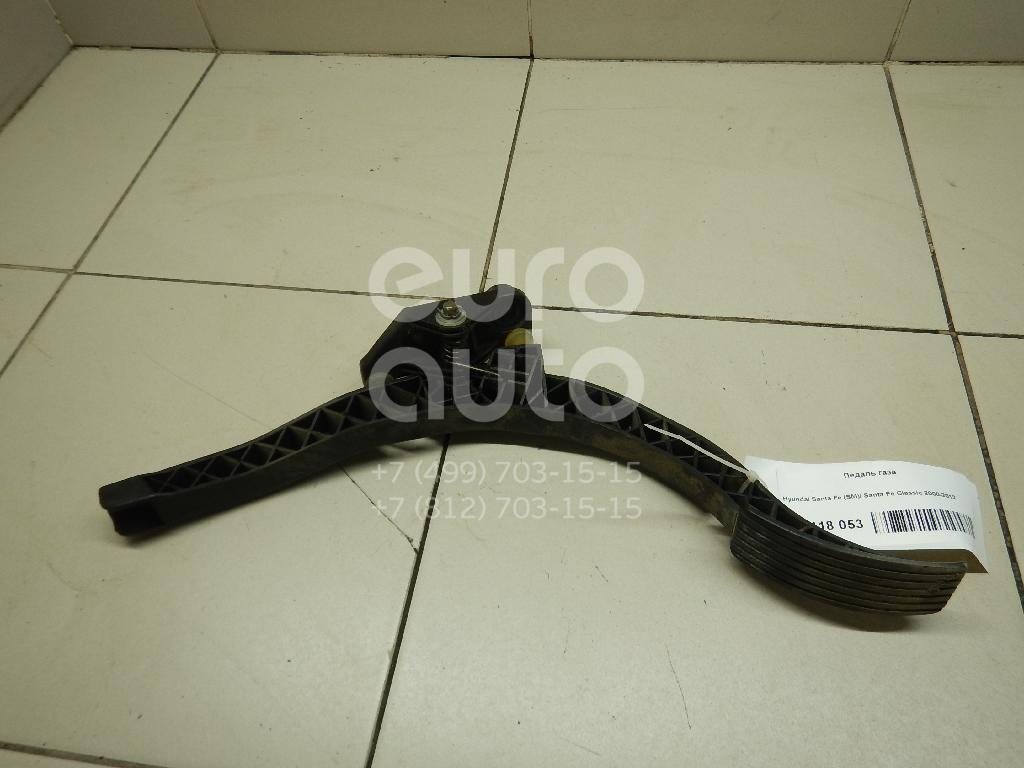 Купить Педаль газа Hyundai Santa Fe (SM)/ Santa Fe Classic 2000-2012; (3272626100)