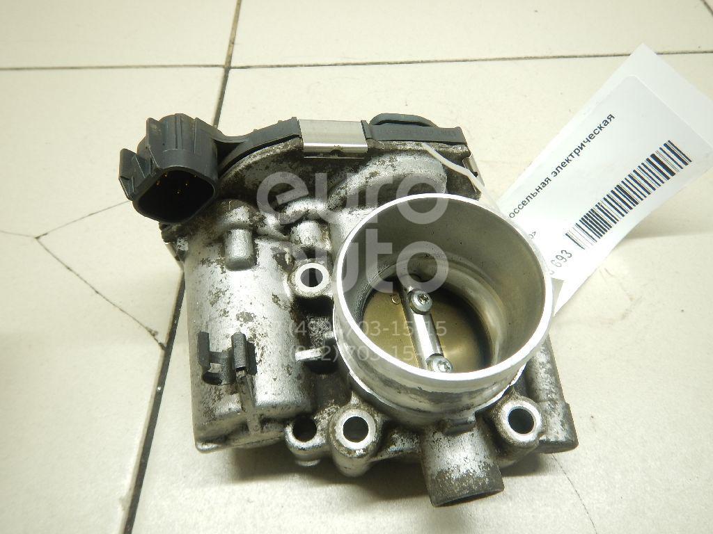Купить Заслонка дроссельная электрическая Opel Meriva B 2010-; (55562270)