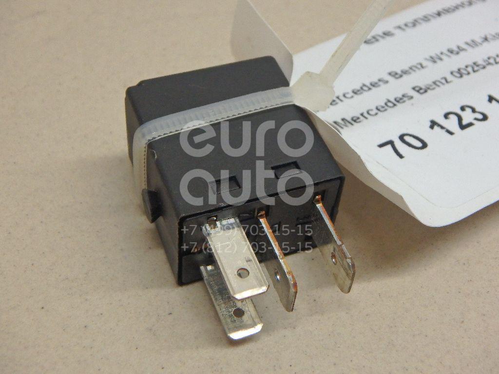Купить Реле топливного насоса Mercedes Benz W164 M-Klasse (ML) 2005-2011; (0025421119)