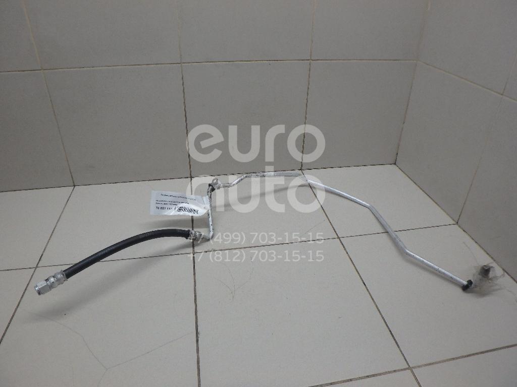 Купить Трубка системы охлаждения АКПП Mercedes Benz A140/160 W169 2004-2012; (1692700796)