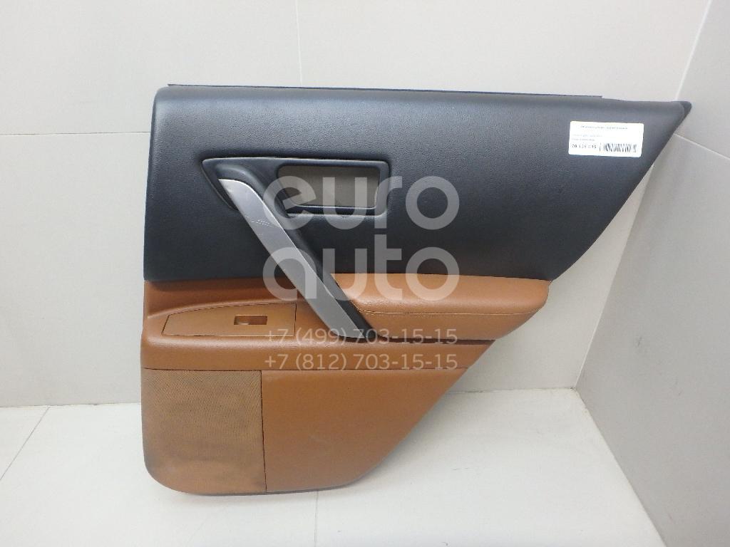 Купить Обшивка двери задней правой Infiniti FX (S50) 2003-2007; (82900CG005)