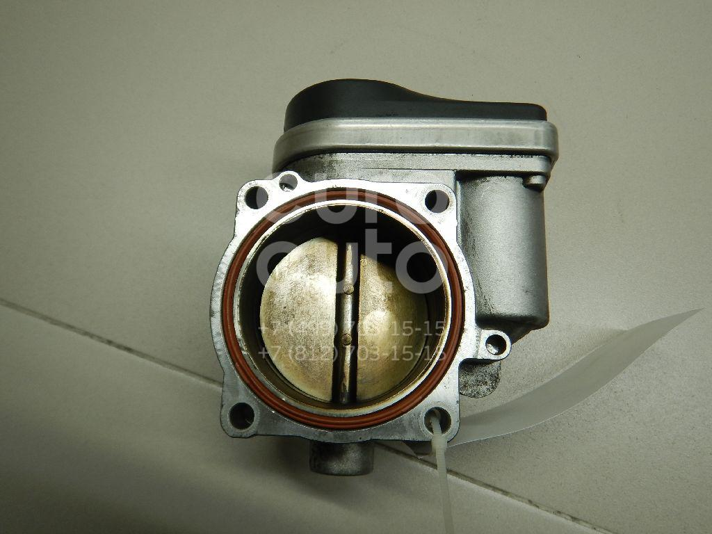 Купить Заслонка дроссельная электрическая BMW 5-серия E60/E61 2003-2009; (13547502445)