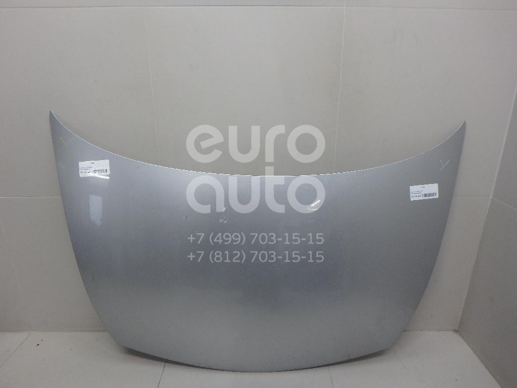 Капот Honda Civic 4D 2006-2012; (60100SNB000ZZ)  - купить со скидкой