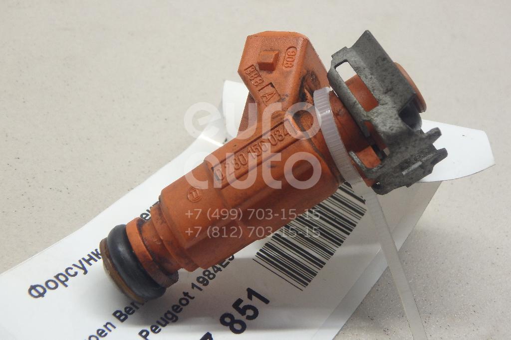 Купить Форсунка инжекторная электрическая Citroen Berlingo(FIRST) (M59) 2002-2012; (1984E9)