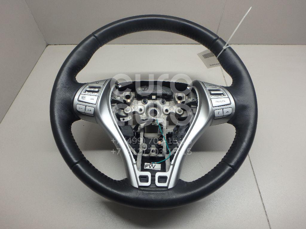 Купить Рулевое колесо для AIR BAG (без AIR BAG) Nissan X-Trail (T32) 2014-; (484304CB9A)