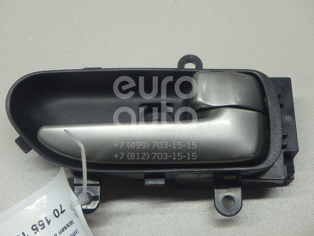 Купить Ручка двери внутренняя правая Infiniti G (V35) 2002-2007; (80670AL510)