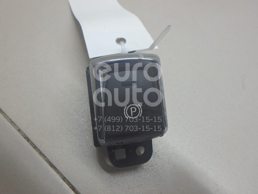 Купить Кнопка фиксатора стояночного тормоза Nissan Qashqai (J11) 2014-; (251754BA0A)