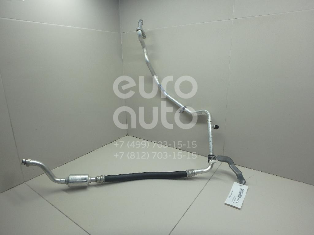 Купить Трубка кондиционера Nissan Qashqai (J11) 2014-; (924804EF0A)