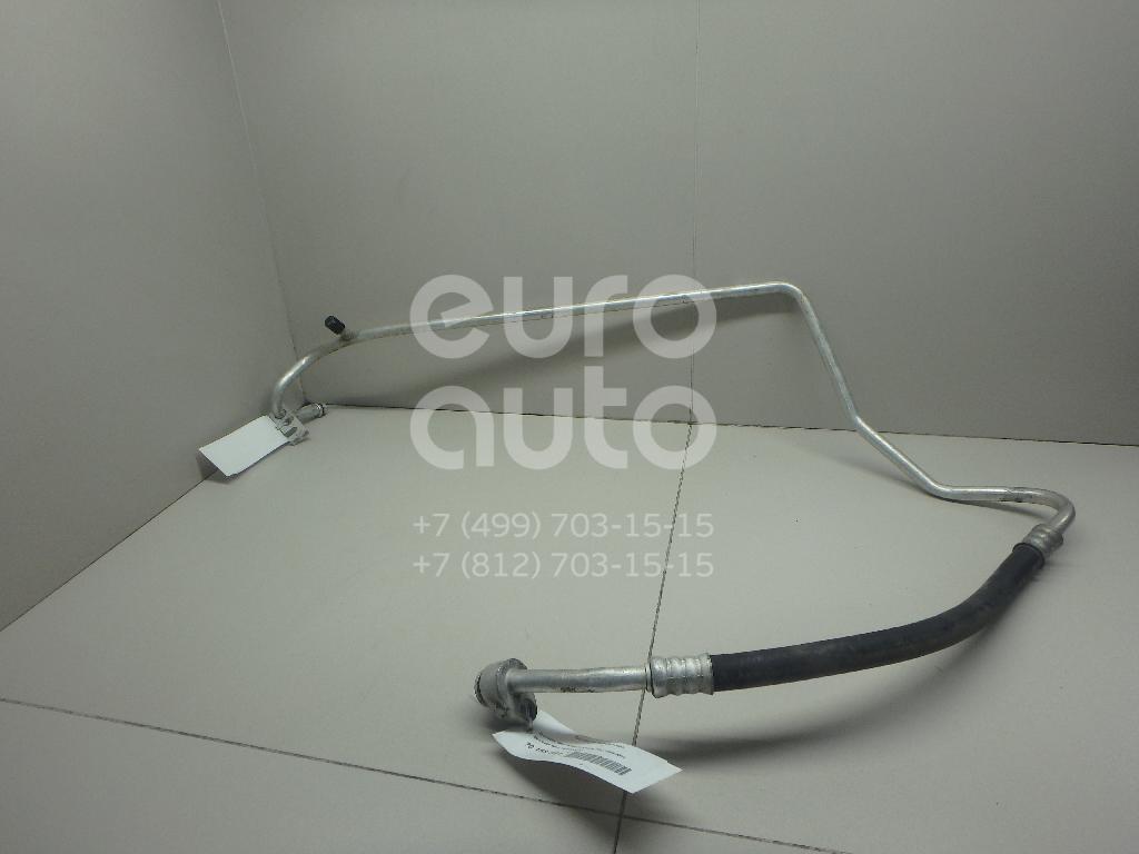 Купить Трубка кондиционера Mercedes Benz W163 M-Klasse (ML) 1998-2004; (1635000472)