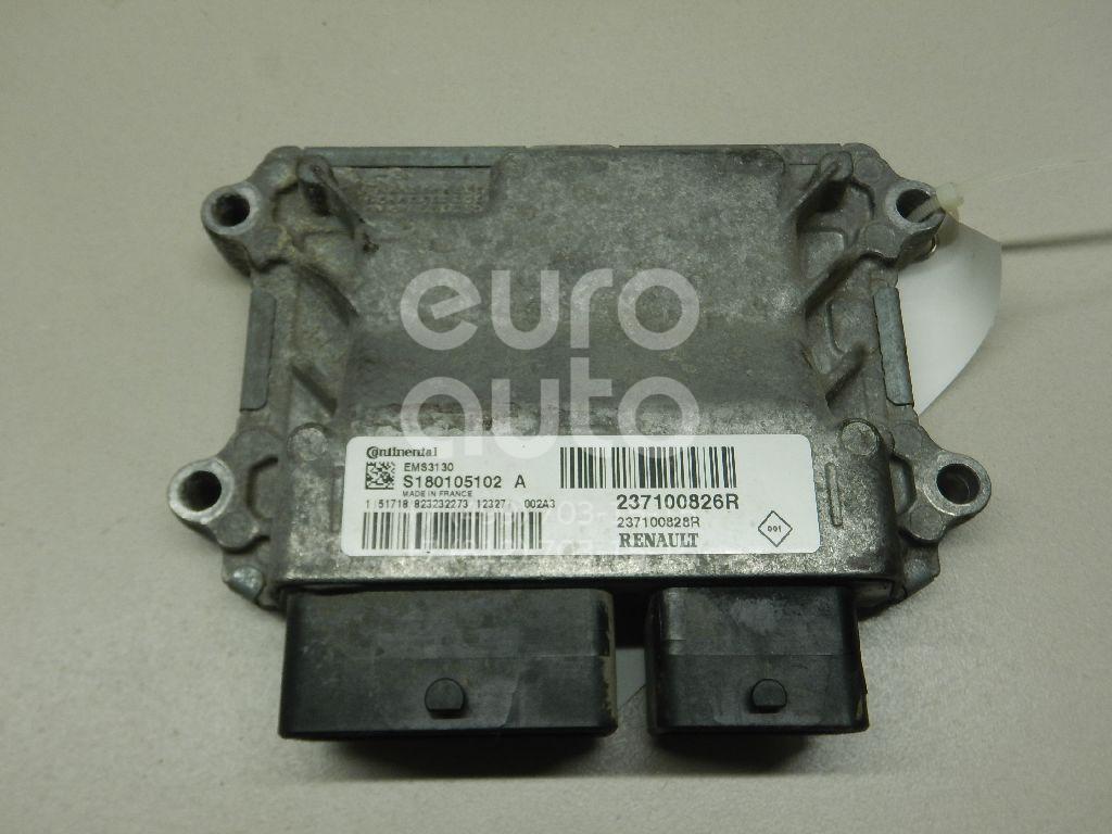 Купить Блок управления двигателем Renault Duster 2012-; (237100826R)