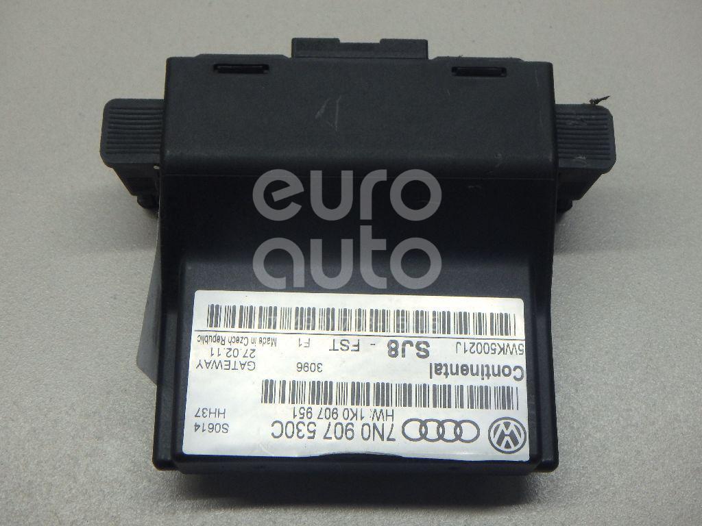 Купить Блок электронный Skoda Yeti 2009-; (7N0907530C)