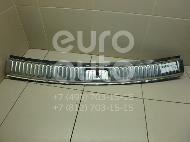 Купить Обшивка багажника VW Touareg 2010-; (7P0863459F5R5)