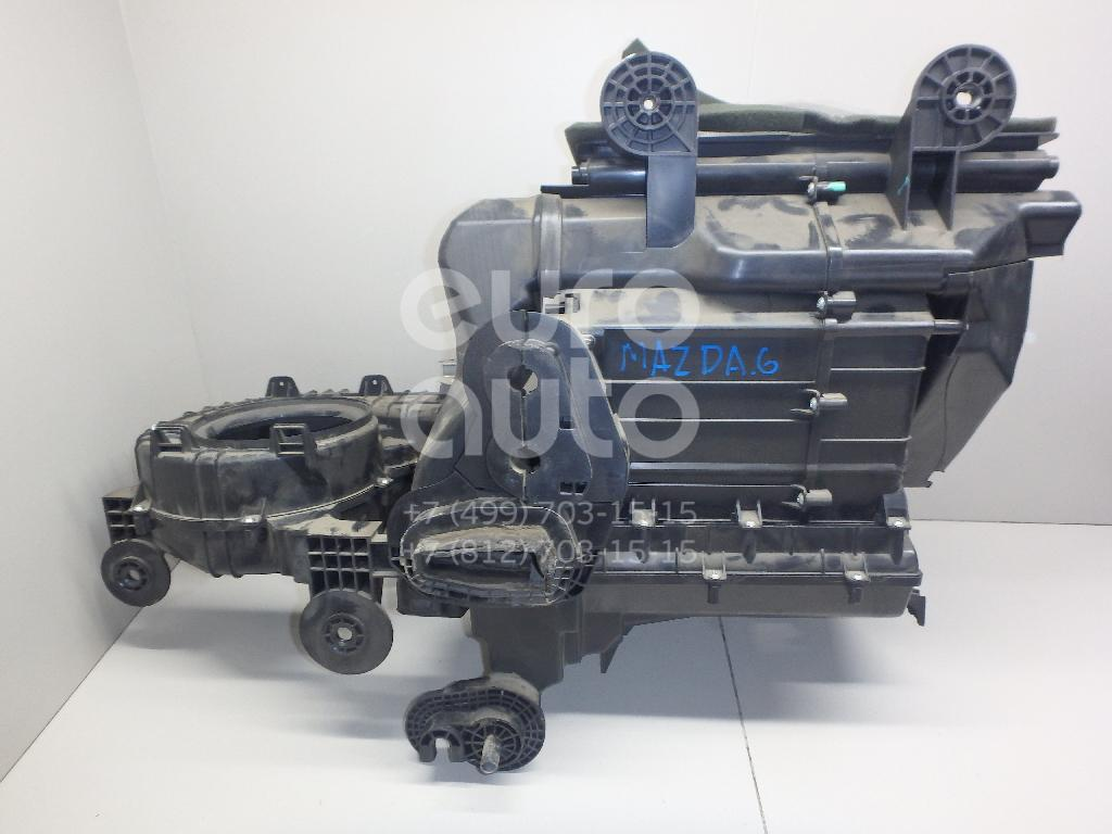 Корпус отопителя Mazda Mazda 6 (GG) 2002-2007; (GK3J61130R)