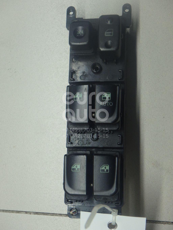 Купить Блок управления стеклоподъемниками Hyundai Sonata V (NF) 2005-2010; (935703K930QD)