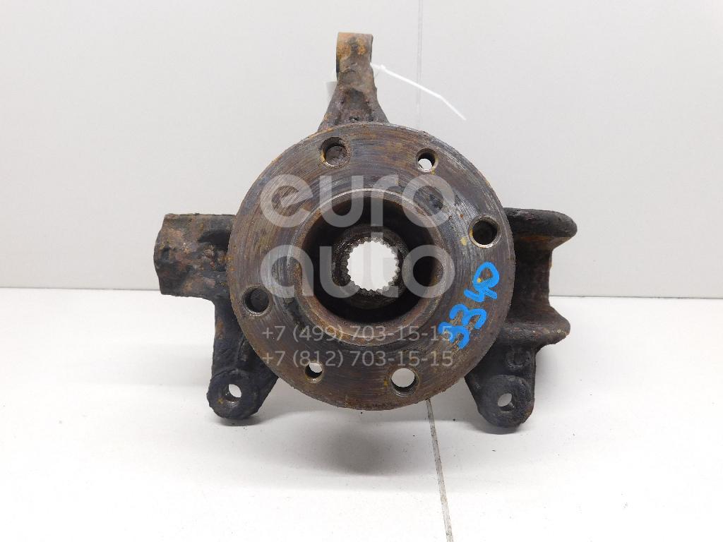 Купить Кулак поворотный передний правый Renault Megane II 2003-2009; (8200297032)