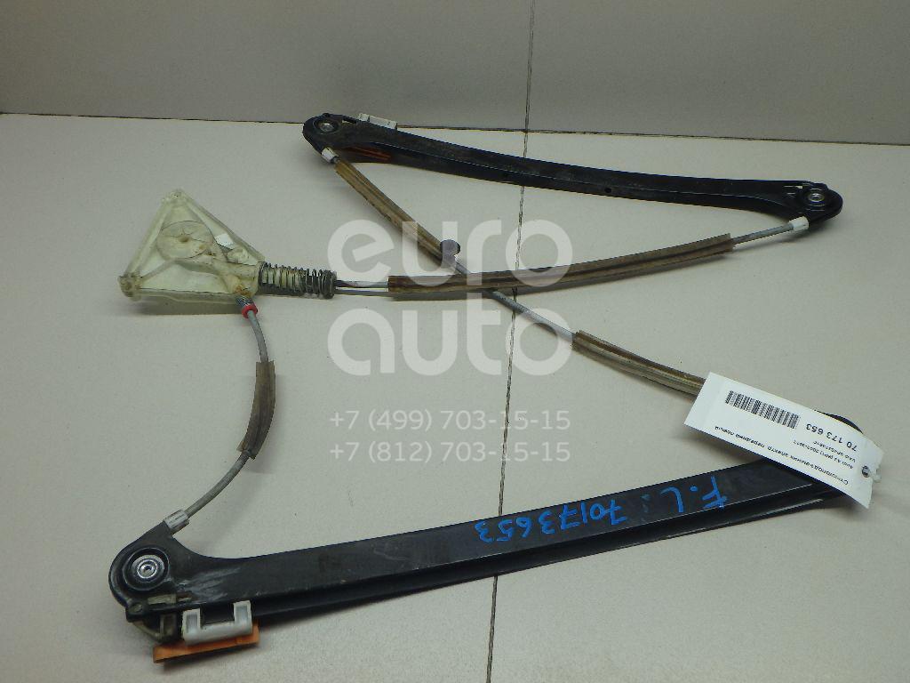 Купить Стеклоподъемник электр. передний левый Audi A3 [8P1] 2003-2013; (8P4837461C)