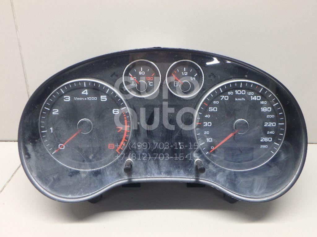 Купить Панель приборов Audi A3 [8P1] 2003-2013; (8P0920932DX)