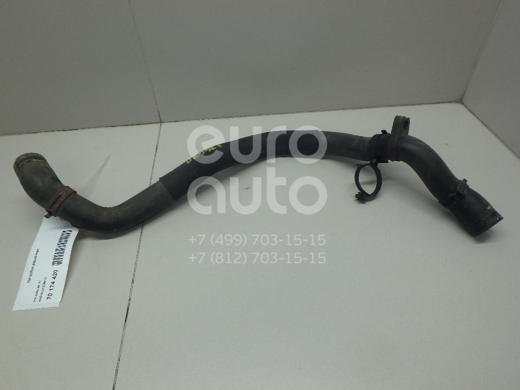 Купить Патрубок радиатора VW Jetta 2011-; (5C0122051T)