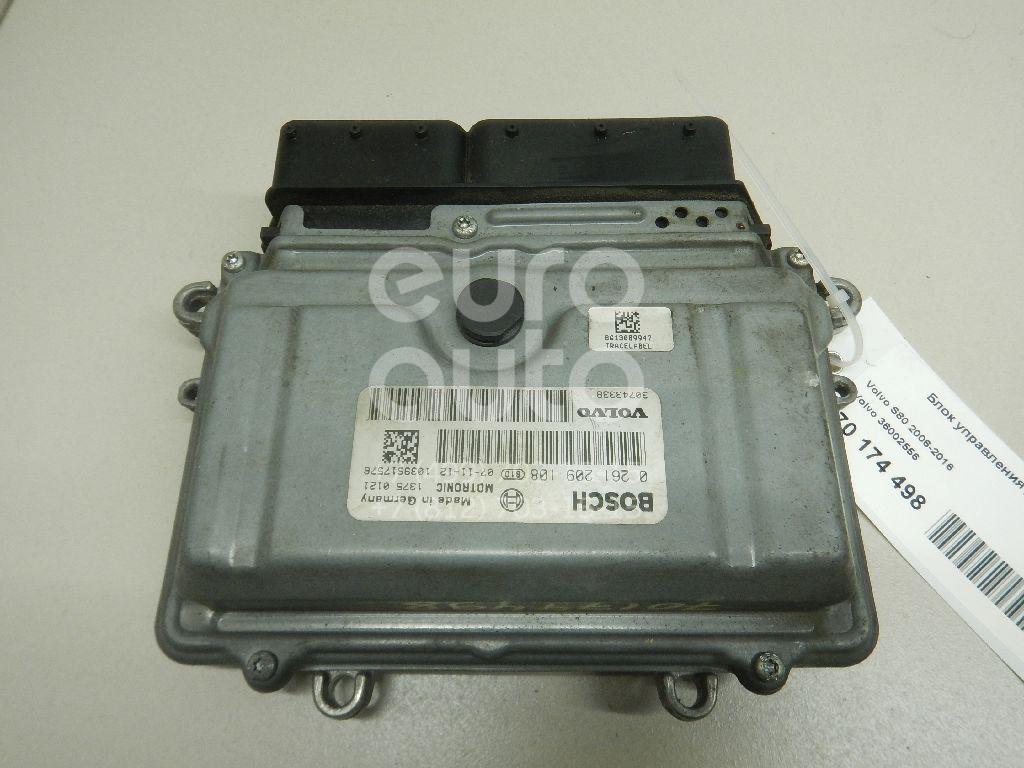 Купить Блок управления двигателем Volvo S80 2006-2016; (36002556)