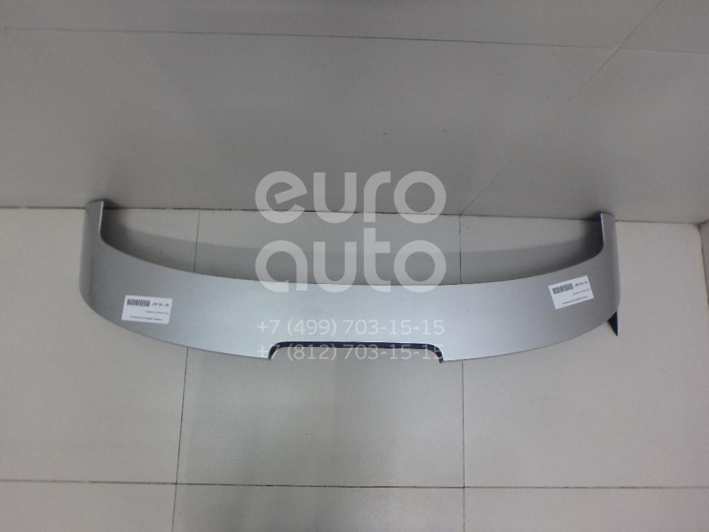 Купить Спойлер (дефлектор) багажника Renault Megane III 2009-2016; (960300055R)