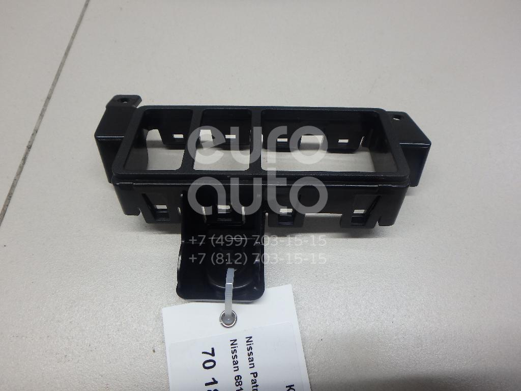 Купить Кронштейн (сопут. товар) Nissan Patrol (Y62) 2010-; (681681LA0A)