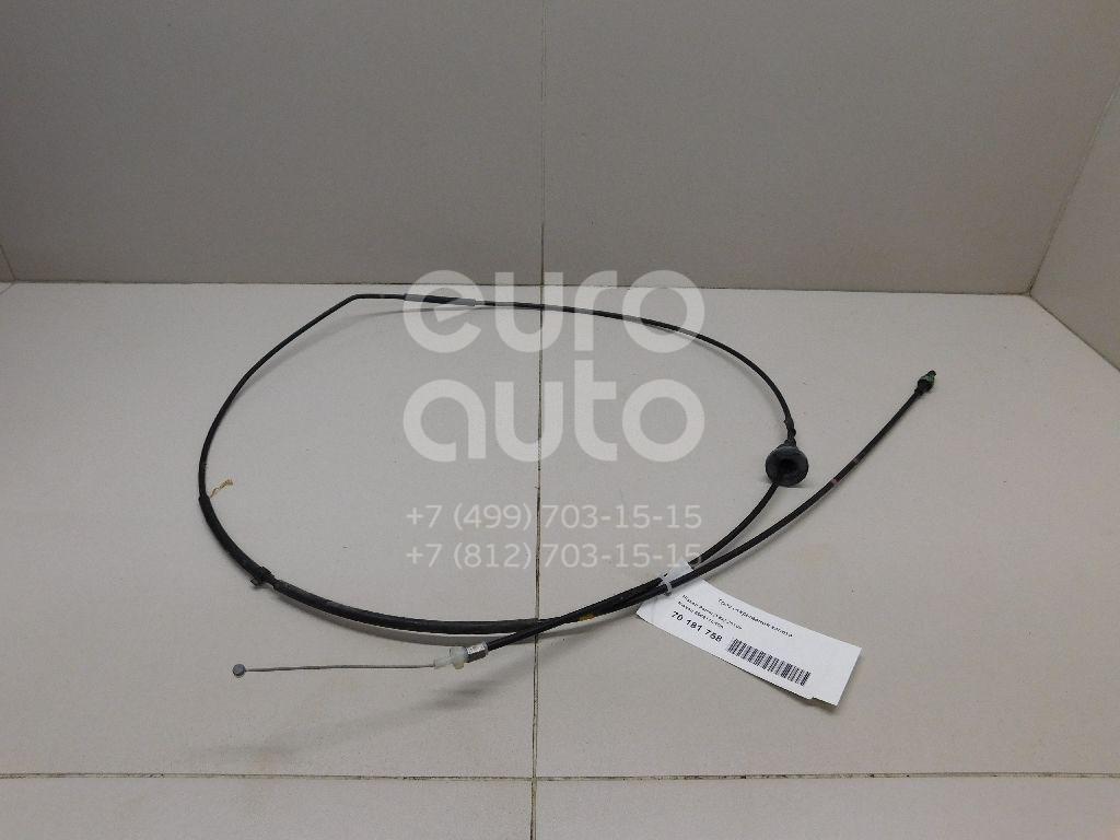 Купить Трос открывания капота Nissan Patrol (Y62) 2010-; (656211LA0A)