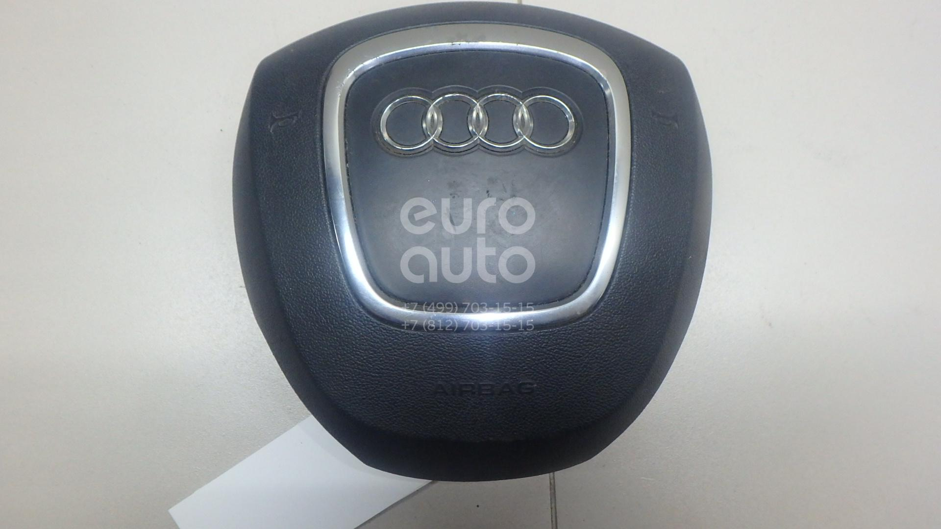 Купить Подушка безопасности в рулевое колесо Audi Q7 [4L] 2005-2015; (4L0880201Q6PS)