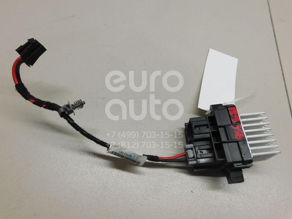 Купить Резистор отопителя Opel Insignia 2008-2017; (13503201)