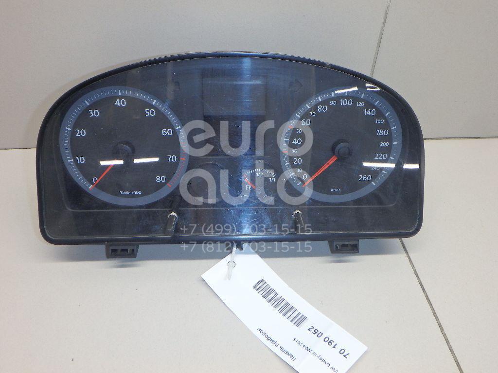 Панель приборов VW Caddy III 2004-2015; (2K0920843BXZ02)