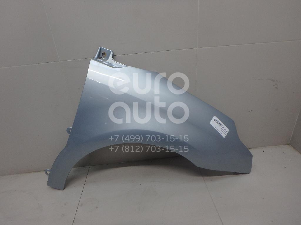 Купить Крыло переднее правое Citroen C4 2005-2011; (7841S2)