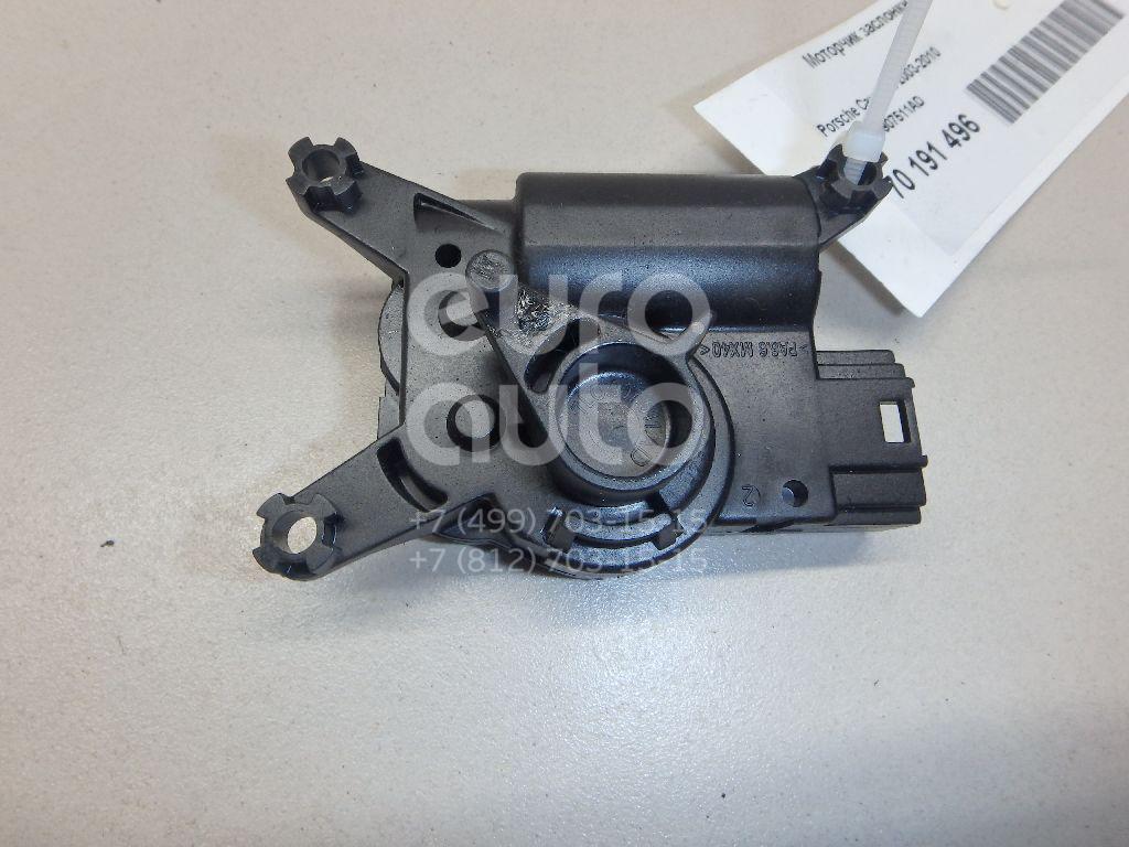 Купить Моторчик заслонки отопителя Porsche Cayenne 2003-2010; (7L0907511AD)
