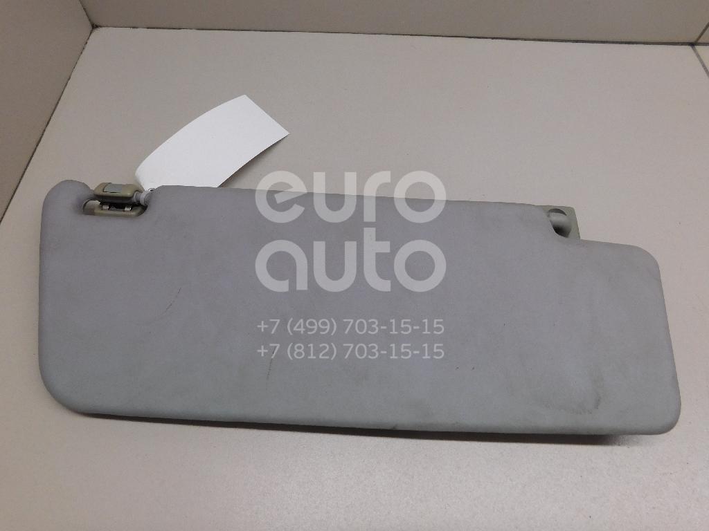Козырек солнцезащитный (внутри) Mercedes Benz W203 2000-2006; (20381011107D52)  - купить со скидкой