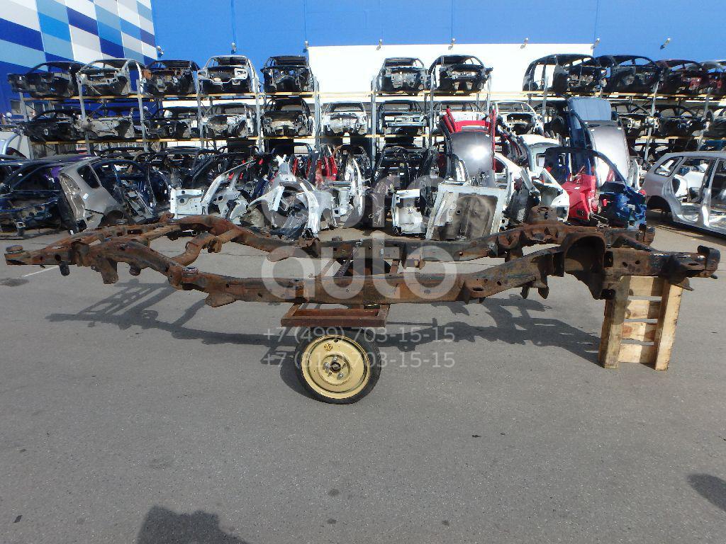 Купить Рама Cadillac Escalade III 2006-2014; (22887987)