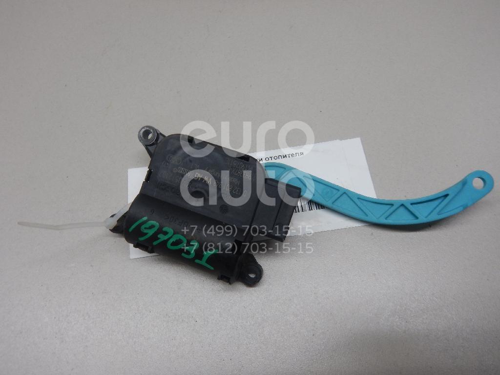 Купить Моторчик заслонки отопителя Audi A3 [8PA] Sportback 2004-2013; (1K1907511E)