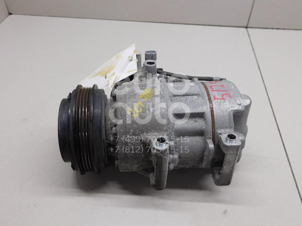 Купить Компрессор системы кондиционирования Ford Focus III 2011-; (EV6Z19703A)