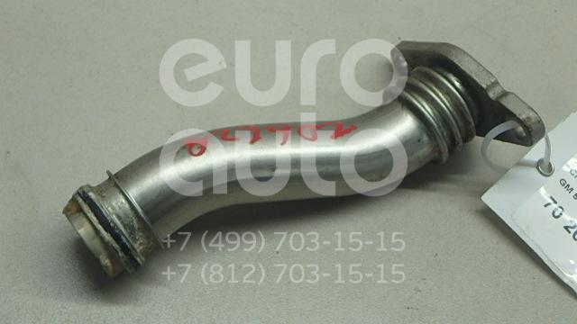 Купить Трубка охлажд. жидкости металлическая Chevrolet Cruze 2009-2016; (55353330)