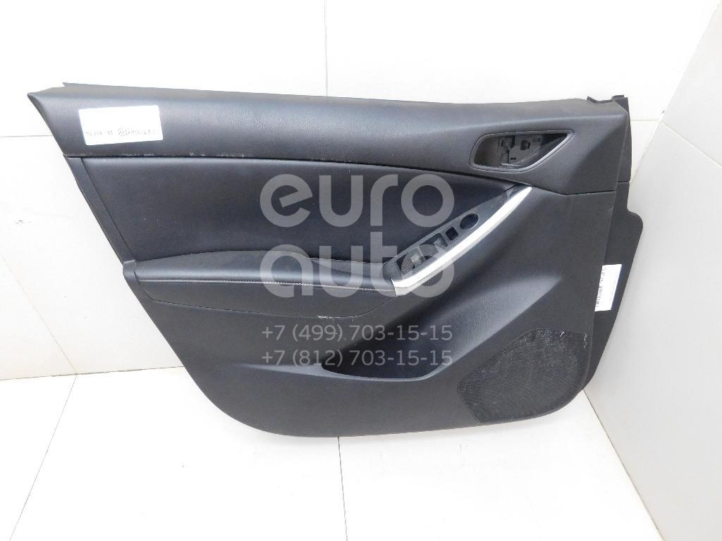 Купить Обшивка двери передней левой Mazda CX 5 2012-2017; (KD5368450E02)