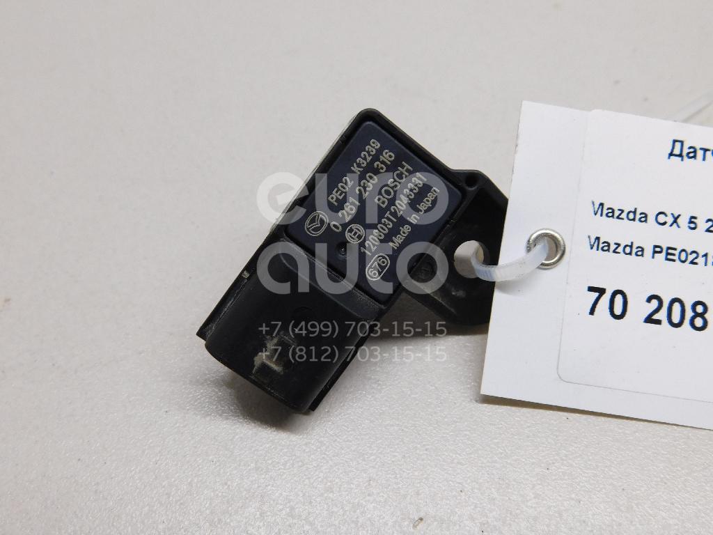 Купить Датчик абсолютного давления Mazda CX 5 2012-2017; (PE0218211)