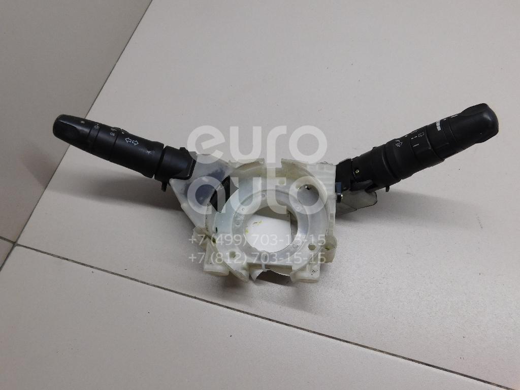 Купить Переключатель подрулевой в сборе Nissan Micra (K12E) 2002-2010; (25560BC60J)