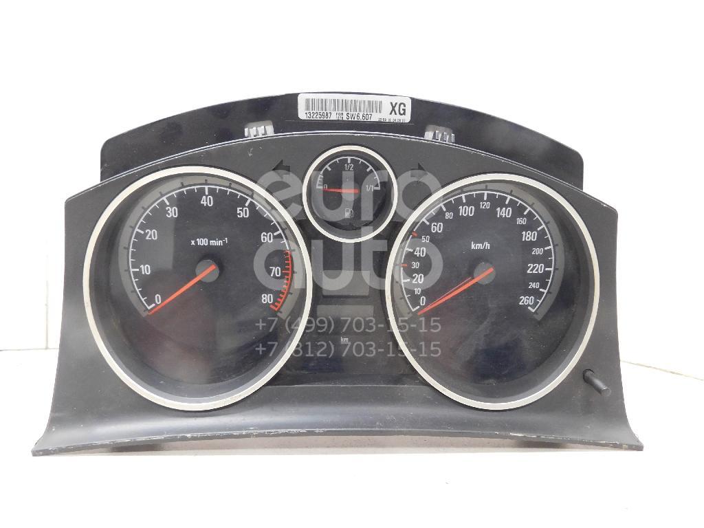 Купить Панель приборов Opel Astra H / Family 2004-2015; (13225987)